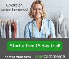 CoreCommerce Offers Free Trial