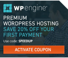 WP Engine Offers 20% Off Till December 31, 2015