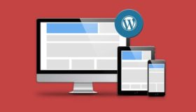 Create eye-catching WordPress website from scratch