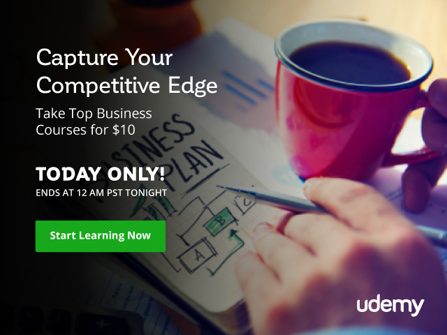 Udemy Com Is Offering 10 On Web Design And Development Courses Till February 28 Web Designer Mall