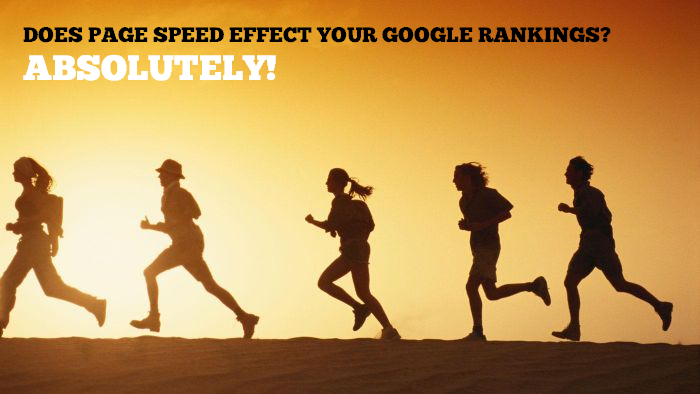 Page Speed and its Effects on Your Search Engine Rankings